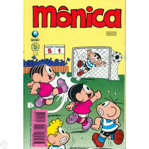 Mônica [2ª série - Globo] nº 128 ago/1997
