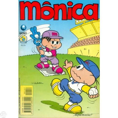 Mônica [2ª série - Globo] nº 157 nov/1999