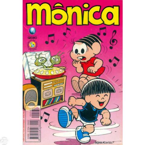 Mônica [2ª série - Globo] nº 167 ago/2000