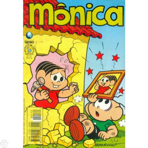Mônica [2ª série - Globo] nº 172 dez/2000