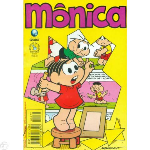 Mônica [2ª série - Globo] nº 177 mai/2001