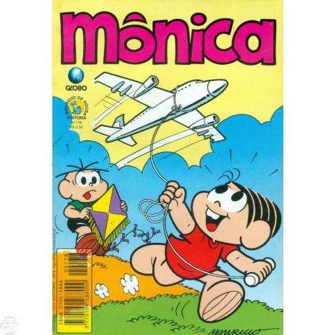 Mônica [2ª série - Globo] nº 178 jun/2001