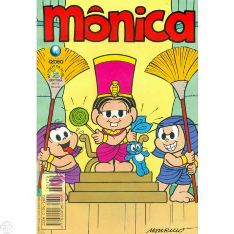 Mônica [2ª série - Globo] nº 179 jul/2001