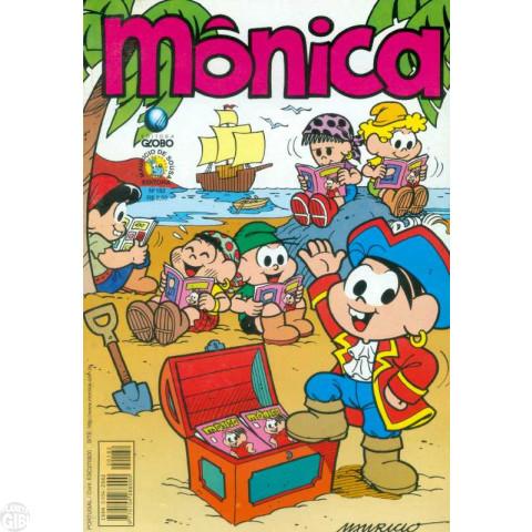 Mônica [2ª série - Globo] nº 182 set/2001