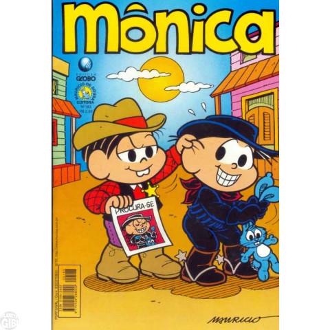 Mônica [2ª série - Globo] nº 183 out/2001