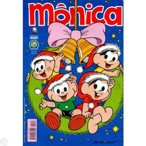 Mônica [2ª série - Globo] nº 184 nov/2001