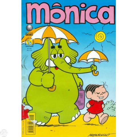 Mônica [2ª série - Globo] nº 194 ago/2002