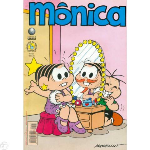 Mônica [2ª série - Globo] nº 195 set/2002