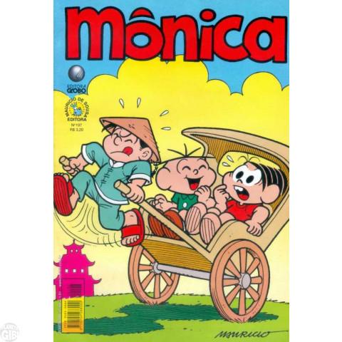 Mônica [2ª série - Globo] nº 197 nov/2002