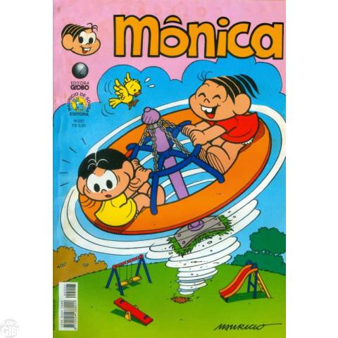 Mônica [2ª série - Globo] nº 207 set/2003