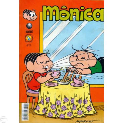 Mônica [2ª série - Globo] nº 209 nov/2003