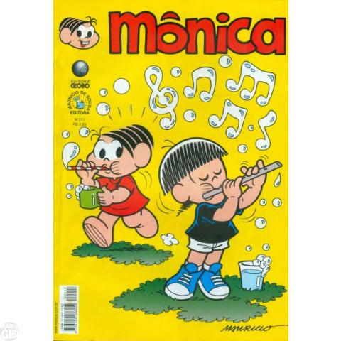 Mônica [2ª série - Globo] nº 217 jul/2004