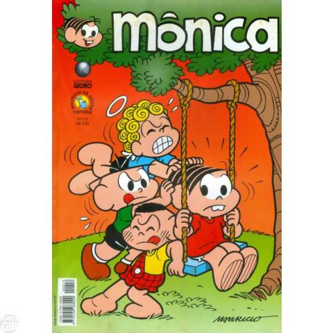 Mônica [2ª série - Globo] nº 218 ago/2004