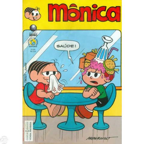 Mônica [2ª série - Globo] nº 228 jun/2005