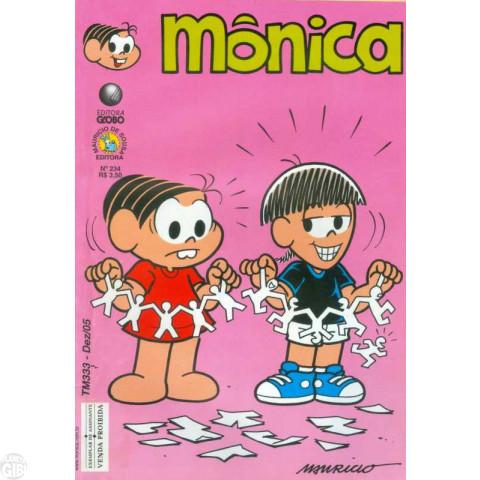 Mônica [2ª série - Globo] nº 234 dez/2005