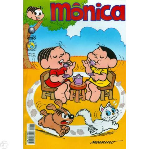 Mônica [2ª série - Globo] nº 236 fev/2006