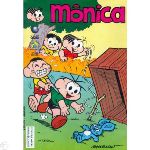 Mônica [2ª série - Globo] nº 240 jun/2006