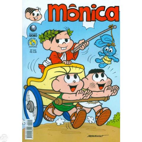 Mônica [2ª série - Globo] nº 242 ago/2006