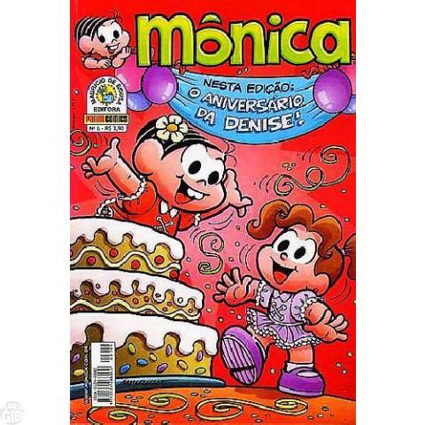 Mônica [3ª série - Panini] nº 006 jun/2007