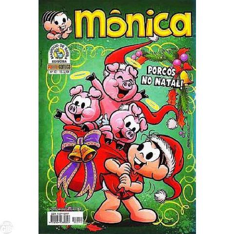 Mônica [3ª série - Panini] nº 012 dez/2007 - Edição de Natal