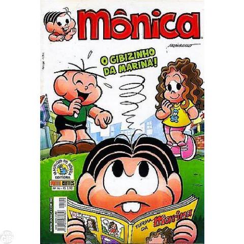 Mônica [3ª série - Panini] nº 016 abr/2008