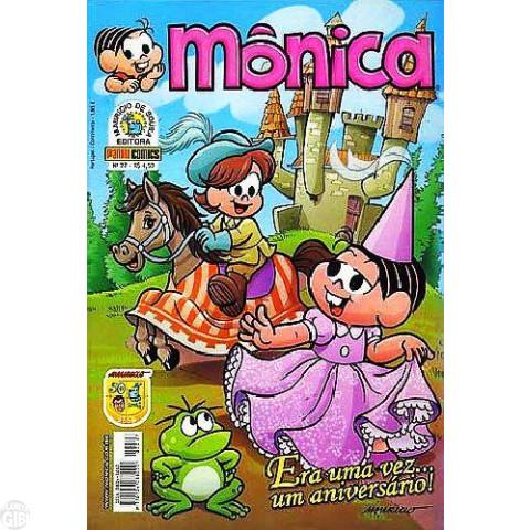 Mônica [3ª série - Panini] nº 027 mar/2009