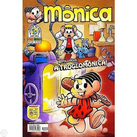 Mônica [3ª Série - Panini] nº 032 ago/2009