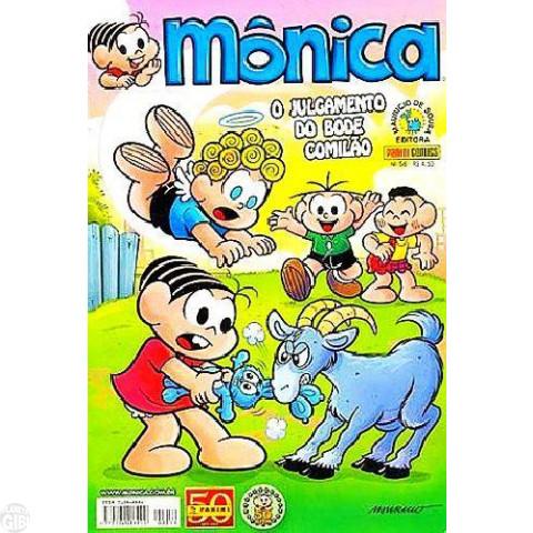 Mônica [3ª série - Panini] nº 056 ago/2011