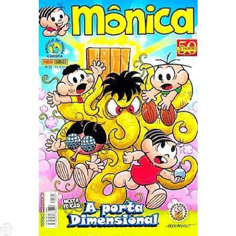 Mônica [3ª série - Panini] nº 057 set/2011