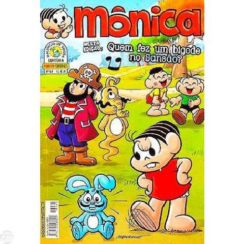 Mônica [3ª série - Panini] nº 061 jan/2012