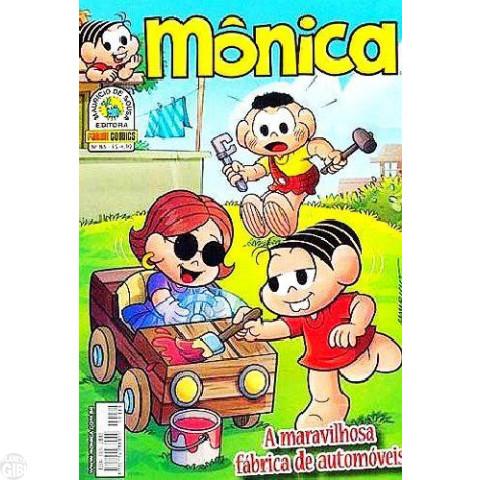 Mônica [3ª série - Panini] nº 066 jun/2012