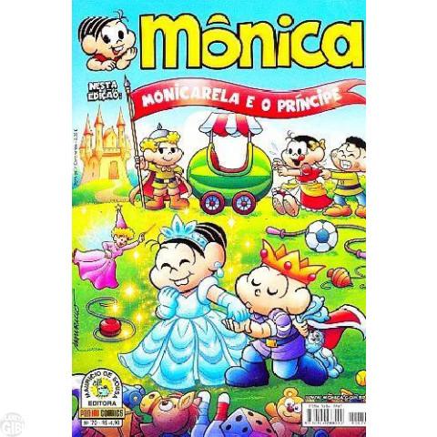 Mônica [3ª Série - Panini] nº 070 out/2012