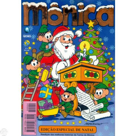 Mônica Especial de Natal [1ª série - Globo] nº 004 nov/1998