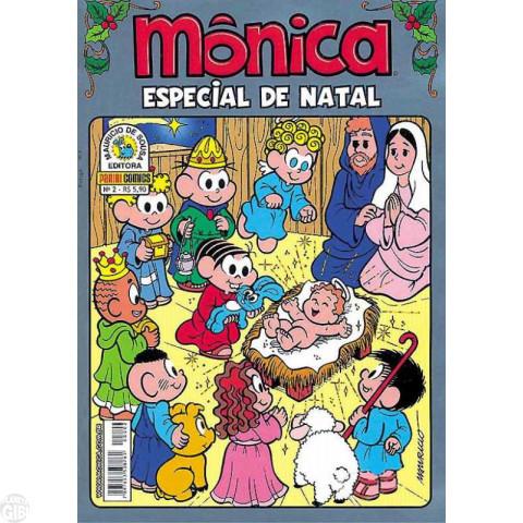 Mônica Especial de Natal [2ª série - Panini] nº 002 nov/2008
