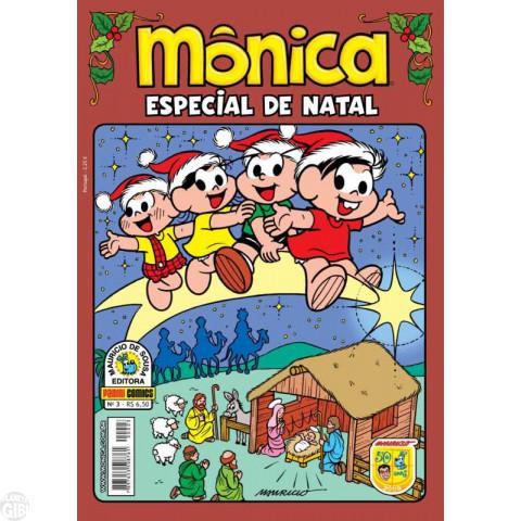 Mônica Especial de Natal [2ª série - Panini] nº 003 nov/2009