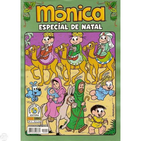 Mônica Especial de Natal [2ª série - Panini] nº 004 nov/2010