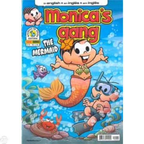 Monica's Gang nº 005 abr/2010 - Revista em Inglês - The Mermaid