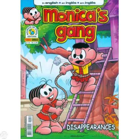 Monica's Gang nº 014 jan/2011 - Revista em Inglês - Desappearences