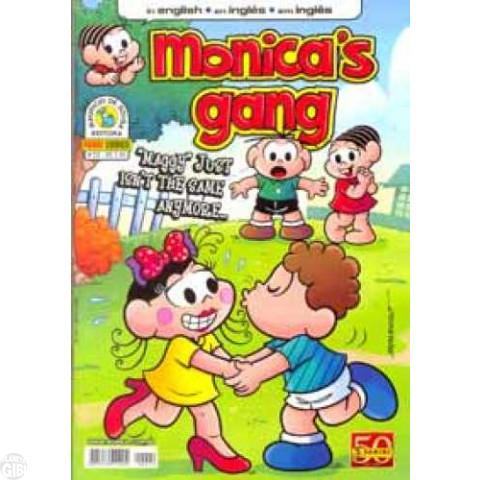 Monica's Gang nº 022 set/2011 - Revista em Inglês - Living Beings