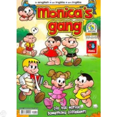 Monica's Gang nº 050 jan/2014 - Revista em Inglês