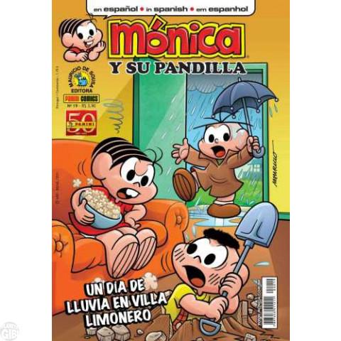 Mónica y Su Pandilla nº 019 jun/2011 - Revista em Espanhol