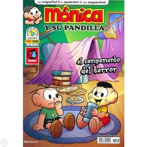 Mónica y Su Pandilla nº 047 out/2013 - Revista em Espanhol