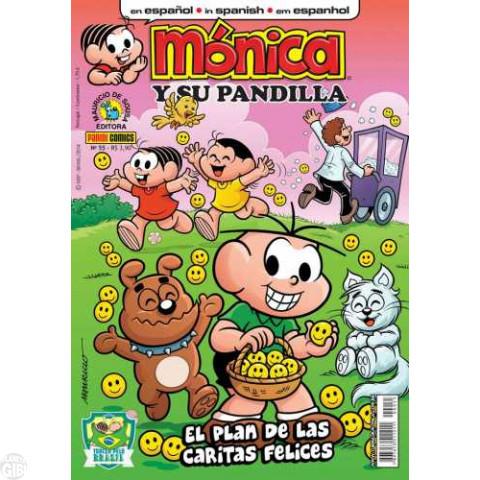Mónica y Su Pandilla nº 055 jun/2014 - Revista em Espanhol