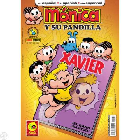 Mónica y Su Pandilla nº 057 ago/2014 - Revista em Espanhol