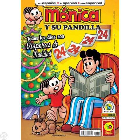Mónica y Su Pandilla nº 060 nov/2014 - Revista em Espanhol