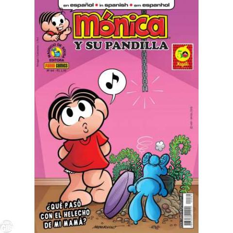 Mónica y Su Pandilla nº 064 mar/2015 - Revista em Espanhol