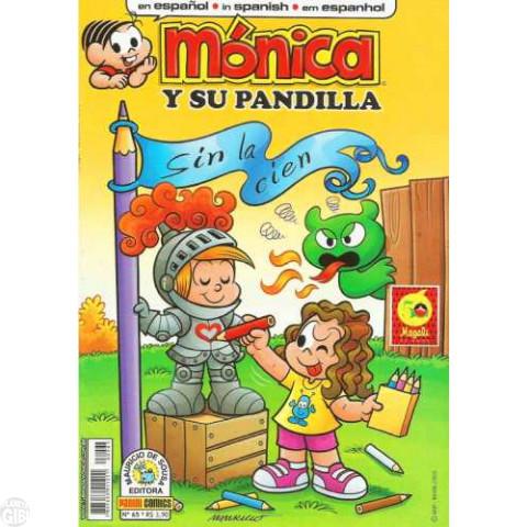 Mónica y Su Pandilla nº 065 abr/2015 - Revista em Espanhol - Última Edição
