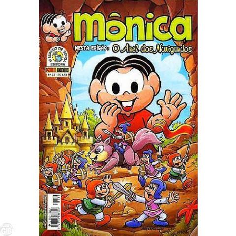 Mônica [3ª série - Panini] nº 038 fev/2010