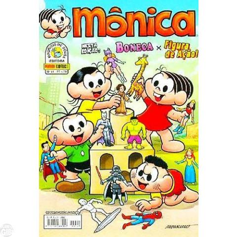 Mônica [3ª série - Panini] nº 041 mai/2010