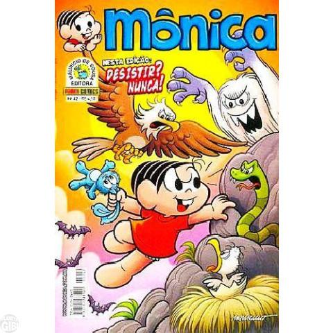 Mônica [3ª série - Panini] nº 042 jun/2010